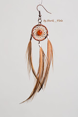 Earrings dreamcatchers (Shurik_Viola) Tags: orange brown nature beads beige handmade arts feathers feather earring jewelry bijoux ring jewellery creation fantasy copper handcrafted accessories earrings jewelery boho t ethnic gypsy marron artisans handwork accessoires artisan americanindian dreamcatcher plumes anneau objets plume fantasie artisanat cration ronde amerindian perles bouclesdoreille bohochic amrindien dreamcatchers bohme accessoire faitmain artisanale stonebeads ethnique cockfeathers faitmaison bohostyle cuivr bijouxterie attraperve attraperves attrapereve plumesdecoq shurikviola perlesenpierre