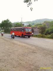 Chandgad-Kolhapur-Karad-Satara-Swargate-ShivajiNagar-Vallabhnagar. (kunaltendulkar96) Tags: msrtc newparivartan chandgad