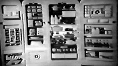 Commercial - The Kelvinator Foodarama - What a dream of a kitchen come true! (VideoArcheology) Tags: videoarcheology commercial the kelvinator foodarama what dream kitchen come true