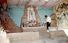 Happy Throwback Thursday! (DeGrazia Gallery in the Sun) Tags: nationalhistoricdistrict degrazia artist ettore ted galleryinthesun artgallery gallery adobe architecture tucson arizona az catalinas desert missioninthesun mission lafiestadeguadalupe fiesta guadalupe patron saint mexico yaqui deerdancers mariachis music folkloricodancers throwbackthursday tbt