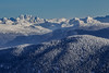 Northern Rockies.jpg (robertdownie) Tags: trees canada sky winter blue rock mountain ice bc cliffs rockies british columbia remote rocky mountains northern pg prince george