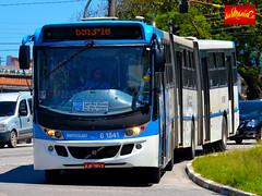 6 1841 Viação Cidade Dutra (busManíaCo) Tags: busmaníaco nikond3100 nikon d3100 ônibus urbano caioinduscar viaçãocidadedutra caio topbus volvo b12m