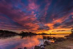Sunrise (Torehegg) Tags: movika austagder fevik norway grimstad