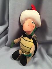 Ideal Twistables - HB New Cartoon Series - Touche' Turtle (toyfun4u) Tags: ideal twistables hanna barbera