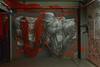 Bom-K, DEM189, Sowat (lepublicnme) Tags: france paris december 2016 graffiti art lascoproject lasco project palaisdetokyo bomk dem189 sowat