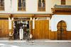 Fez medina, Morocco (Naomi Rahim (thanks for 3 million visits)) Tags: fez fes fas maroc morocco africa northafrica 2016 travelphotography nikon nikond7200 travel wanderlust streetphotography street man shop shopkeeper medina المملكةالمغربية architecture