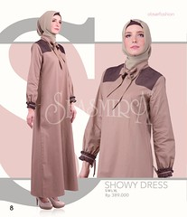 New Arrival!!   SJARME OBSERFASHION  Code      : Showy Dress Material : Creo Color      : Cokpi Size        : S M L XL Price      : IDR 389k  LIMITED STOCK!! Order Now at Working Hour  Contacts :  +628982956050 5AC92755  Follow : @shasmirahaznapalembang (firaya_azzahra) Tags: abaya palembang tuniq shasmirahaznapalembang shasmirapalembang busanamuslimah moslemwear blouse shasmira vest gamis tunik blus longdress cardigan dress bolero