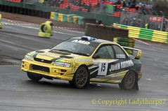 0081_Copyright Ladythorpe2 Jack Frost Stages Rally 2017 (ladythorpe2) Tags: 15 lee hastings solway asp alistair wyllie subaru impreza jack frost stages 2017 15th january croft circuit near darlington north yorkshire rally organised by district motor club
