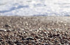Sparkly shore