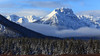 a fine winter morning (fred.colbourne) Tags: mountain forest trees mist snow banffnationalpark alberta canada