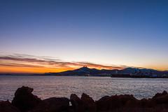 Saronic Gulf - Elefsina (Manolis Magganaris Photography) Tags: landscape seaside shore coast sea sky sunset nikon