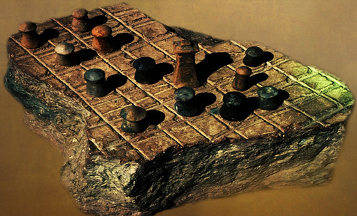 "Umbrales- Lejanos inicios en el paleolítico y versiones subsecuentes • <a style=""font-size:0.8em;"" href=""http://www.flickr.com/photos/30735181@N00/32399580581/"" target=""_blank"">View on Flickr</a>"