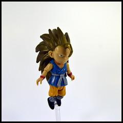 Goku [Super Saiyan 3] (Corey's Toybox) Tags: actionfigure figure toy anime dragonballgt dbgt supersaiyan3 ss3 goku