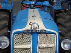 EBRO Tractor Model Super 55 (Spain) DSC04024 (MarkAmsterdam) Tags: classic car ride vehicle motor moped bike motorbike bromfiets auto wagen coche wheels old dureble