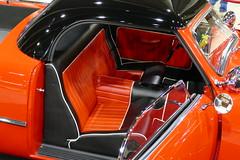 the Betty Elizabeth Shampoo truck (bballchico) Tags: 1949 ford custom pickuptruck bobdron gnrs2017 carshow awardwinner brucemeyerhotrodrestorationperpetualtrophy thebettyelizabethshampootruck builtbyjoebailon hotrodrestoration