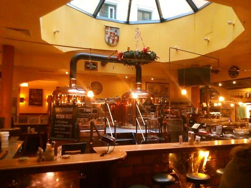Cervejaria 7 Stern Braeu, Viena