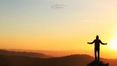 The Lord of the Light (pauloremédios) Tags: canon 5d mkiii 1635 l usm sigma art 35mm f14 selfie sintra light sun sunrise pauloremedios prf contemplation mesmerize lowepro leefilters welovelowepro giottos manfrotto