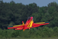 First in Flight RC Jet Rally 2015 (John. Romero) Tags: radio plane canon airplane photography fly flying photo nc airport control aircraft aviation air rally flight jet first hobby airshow planes carolina wilson remote tamron rc flyin