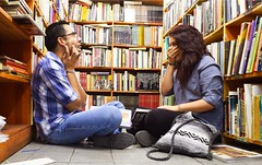 """""""Eres mi libro, el favorito de mi biblioteca"""" (Laura Cristina ॐ) Tags: love mexico book mujer amor libro books biblioteca fotografia libros mexicano hombre novios libreria"""