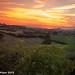 Dorset Sunset - Sky on fire