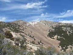 Pilot Peak, Nevada (Jeremy-R-Michael) Tags: mountain mountains weather nevada weatherphotography pilotpeak elkocounty nevadaweather nevadaphotography