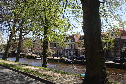 IMG_5086A Pays Bas.  Netherlands. The Spaarne. Haarlem.