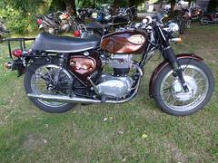 BSA A65 Thunderbolt 650cc OHV (Michel 67) Tags: classic vintage motorbike antigua antiguas moto motorcycle ancienne motocicleta motorrad vecchia motocicletta motocyclette clasica vecchie clasicas motociclette motociclete classik motocyklar motocicletti