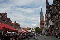 Luneburg, Germany, June 2015
