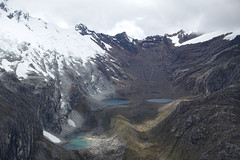 High valley tarns (*Andrea B) Tags: camping camp mountain lake mountains peru southamerica june america spring south lakes blanca laguna cordillera nevado quebrada sesenta nueve laguna69 cordillerablanca llanganuco sesentaynueve chacraraju quebradallanganuco june2015 spring2015 peruandesguide