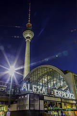 Alexanderplatz, Berlin, Germany