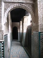 Médersa Bou Inania (kpmst7) Tags: 2015 africa northafrica morocco maroc almaghrib fès المغرب فاس fèsboulemane فاسبولمان school mosque interior unesco fèsmeknès فاسمكناس