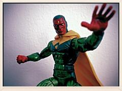 Marvel Legends Infinite Series Marvel's Heroes Marvel's Vision (dcmotumarveldisney) Tags: vision marvellegends marvel scarletwitch