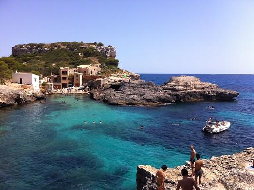 Cala S´Almonia, Mallorca