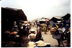 Market, Togo