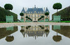 Sceaux (David Khutsishvili) Tags: dkhphoto davitkhutsishvili sceaux paris france europe parc reflection chateau 92330 nikon d5100 1855mm 500px instagram building château puddle