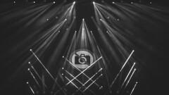 No pics! (Voyen_Ras) Tags: light art outlaw blackandwhite beauty beams work show music stage live create
