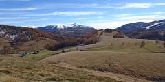 Valberg et vue sur le massif enneigé de Pommier-Giarons (b.four) Tags: montagne mountain montagna valberg hautcians alpesmaritimes ruby5 ruby10