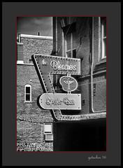 The Bleachers Hancock MI (the Gallopping Geezer '4' million + views....) Tags: sign signage building structure business store storefront ad advertise advertisement bar restaurant drink tavern pub food hancock mi michigan upperpeninsula smalltown mainstreet cqnon 5d3 tamron 28300 geezer 2016 roadtrip