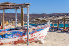 IMG_7558.jpg (Dominik Wittig) Tags: september2016 holidays meer naxos kykladen plaka strand urlaub sea boot beach greece 2016 griechenland september cyclades