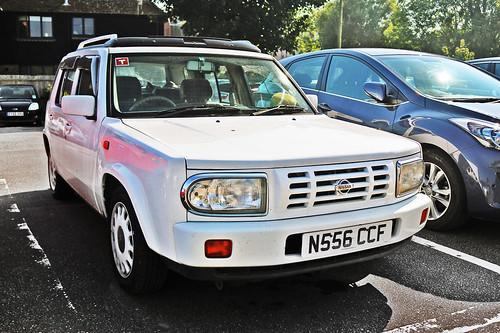 Nissan Rasheen - N556 CCF - JDM-spec