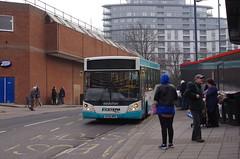 IMGP6910 (Steve Guess) Tags: woking surrey england gb uk bus cawseyway buses excetera j14 evolution mcv