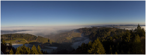 Panorama Bantiger Bern