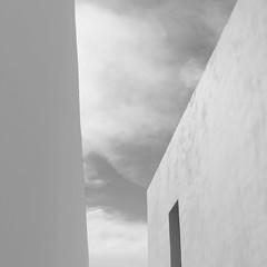 aeolus / de chirico 2 (caeciliametella) Tags: lorrainekerr photography 2017 piscità stromboli isole eolie aeolian islands bw black white bn bianconero dechirico urban abstract astratto urbano