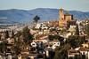 Mirador de San Cristobal, Granada (chrisgj6) Tags: palaces unesco alcazaba worldheritage palace andalusia miradordesancristobal architecture city alhambra nasrid spain granada