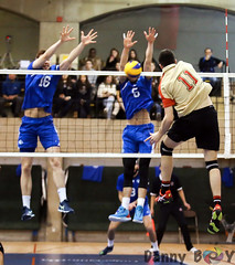 Men Volleyball - Carabins vs Rouge et Or (Danny VB) Tags: volleyball carabins udem ulaval canon 6d dannyboy