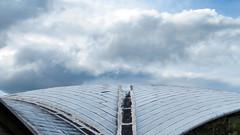 Roof, Recreation Center, Burlington, Vermont, USA (duaneschermerhorn) Tags: architecture architect building structure burlington vermont usa america