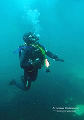 Asturiaga Underwater (YellowSingle 单黄) Tags: asturiaga underwater fontarrabie spain scuba diving plongée vivre ocean hendaye gopro