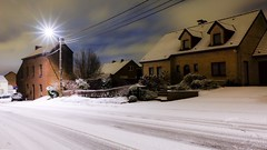 Night 14012017-XT1 (Yasmine Hens) Tags: landscape hiver winter snow night long expos longexposure hensyasmine namur belgium wallonie europa aaa بلجيكا belgique bélgica ベルギー белгия բելգիա belgio 벨기에 belgia бельгия 比利时 bel be autofocus ngc saariysqualitypictures flickrclickx infinitexposure wow arealgem world100f