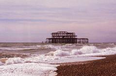 pier (Julie Anne Noying) Tags: nikon f55 nikonf55 35mm analog analogue film brighton
