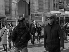 Urban Cowboy (Derek St.John) Tags: 2017 roma rome people italy italia streetphotography leica monochrome blackandwhite street cowboy digilux2